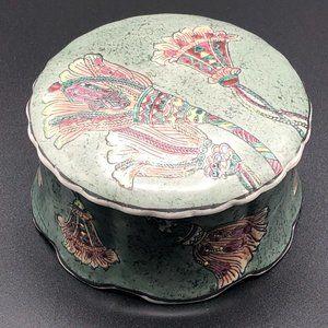 Japanese Ceramic Trinket Box